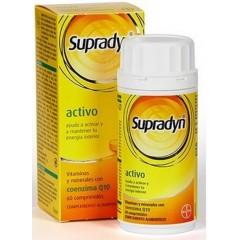 Supradyn Activo Q10 - 60 Comp.