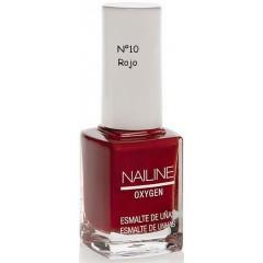 Nailine Oxygen nº 10 Rojo...