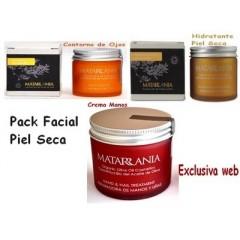 Pack Matarrania Facial...
