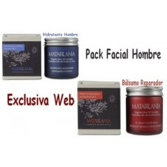Pack Matarrania Hombre