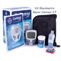 Glucómetro Bayer Contour XT...