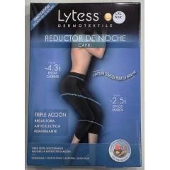 Lytess Reductor de Noche Capri L/XL Negro