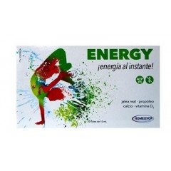 Energy 20 viales de 10 ML