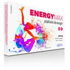 Energy Max 20 viales de 10 ML