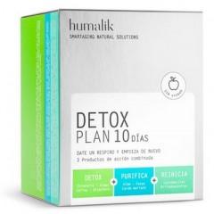 Humalik Détox Plan 10 Días