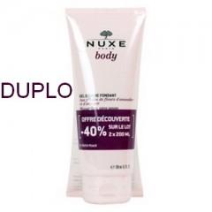 Duplo Nuxe Body Gel de Ducha Fundente 200 ML