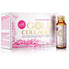 Gold Collagen Pure 10 viales 50 ML