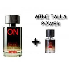 Perfume Betrés On Power 100 ML + Mini 30ML