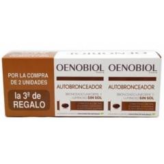 Duplo 50% Oenobiol Autobronceador 60 cápsulas