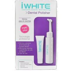 Pack iWHITE Dental Polisher Intense + iWHITE2 Instant 6 Moldes