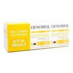 Pack 3x2 Oenobiol Solar Intensivo Pieles Sensibles