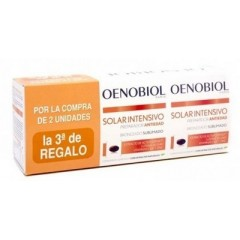 Pack 3x2 Oenobiol Solar Intensivo Antiedad