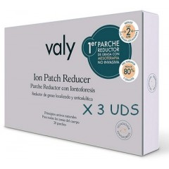 Pack Valy Ion Patch Reducer 3x28 Parches