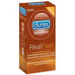 Durex Sensitivo Real Feel...